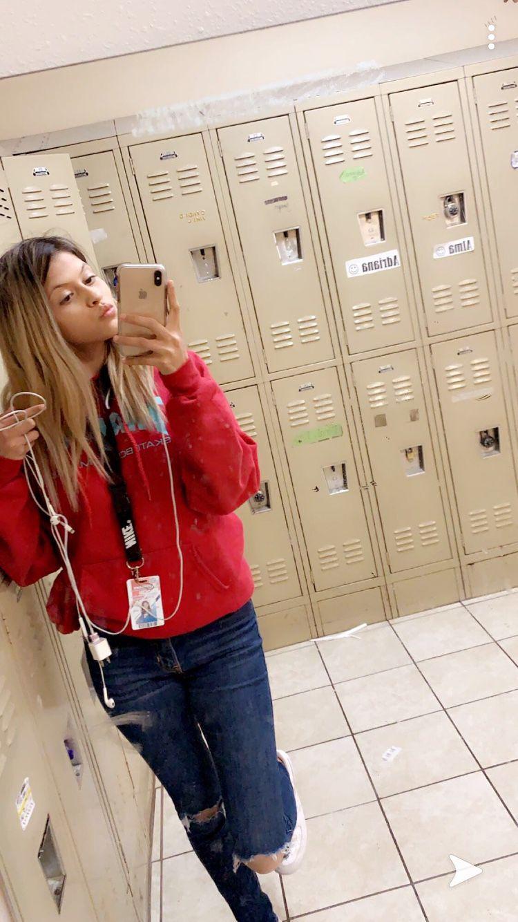 Red thrasher zumiez hoodie