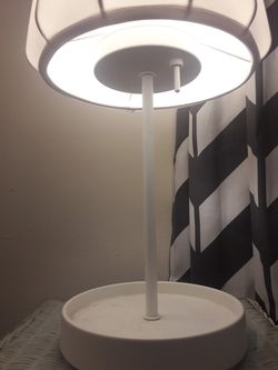 Set of 2 matching dimmable table lamps Thumbnail