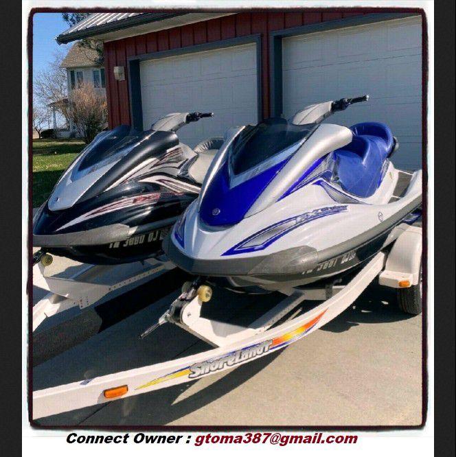 Boat Jet Skis Yamaha FX Cruiser 2006 HO & FX Cruiser