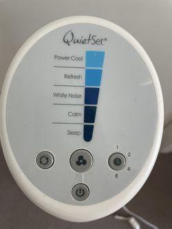 Honeywell QuietSet Fan Thumbnail