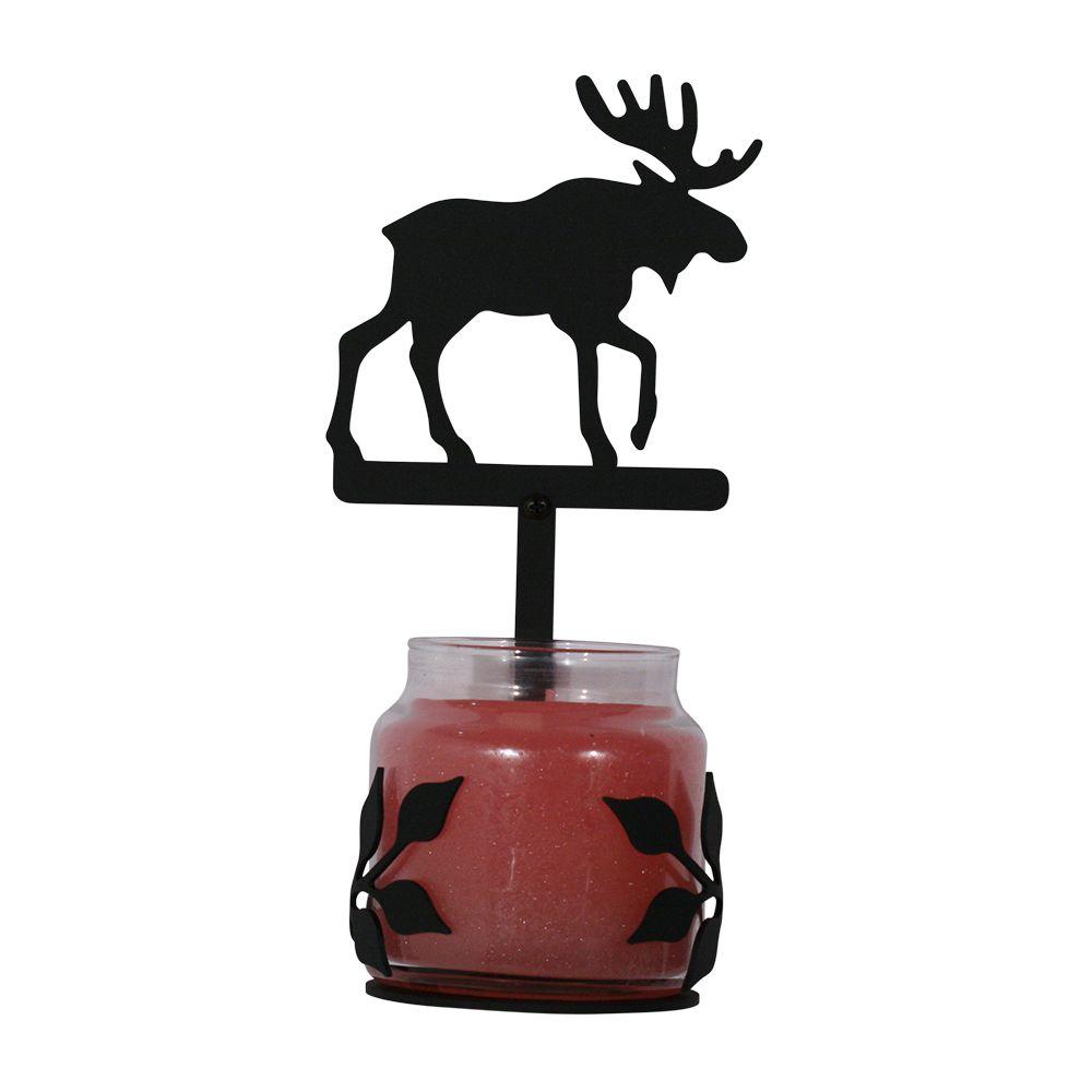 Moose Large Jar Sconce