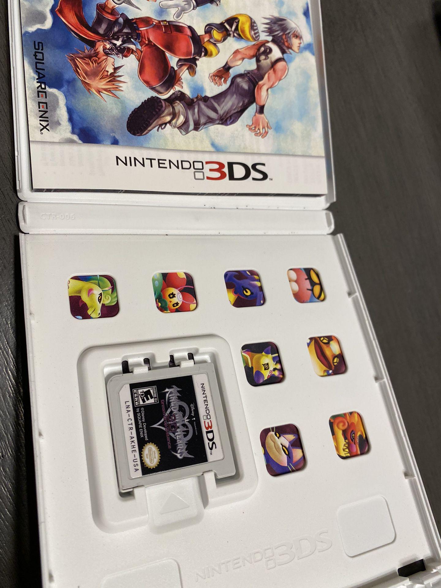 Kingdom Hearts  Dream Drop Distance 3ds