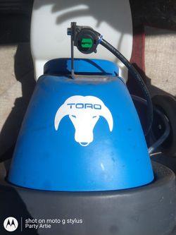 EDIC Hard Surface Scrubber- Toro, Toro HD. Thumbnail