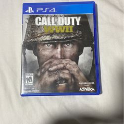 Call Of Duty: WWII (PS4) Thumbnail