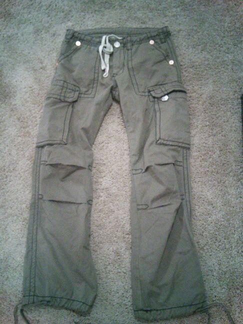 True Religion pants size 34 ( drawstring)