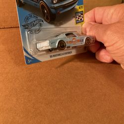 Hot Wheels '65 Mustang 2+2 Fastback  Thumbnail