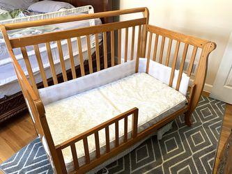 Baby Crib - Toddler Bed Thumbnail