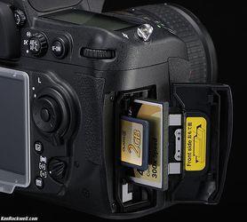 Nikon D300S DX DSLR camera Body w/ Battery Grip📸 Thumbnail