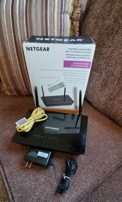 New Dual Band Wifi Router Thumbnail