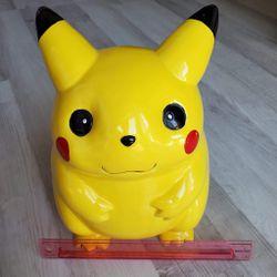 Pokemon Pikachu - Ceramic Piggy Bank - Coin Bank Thumbnail