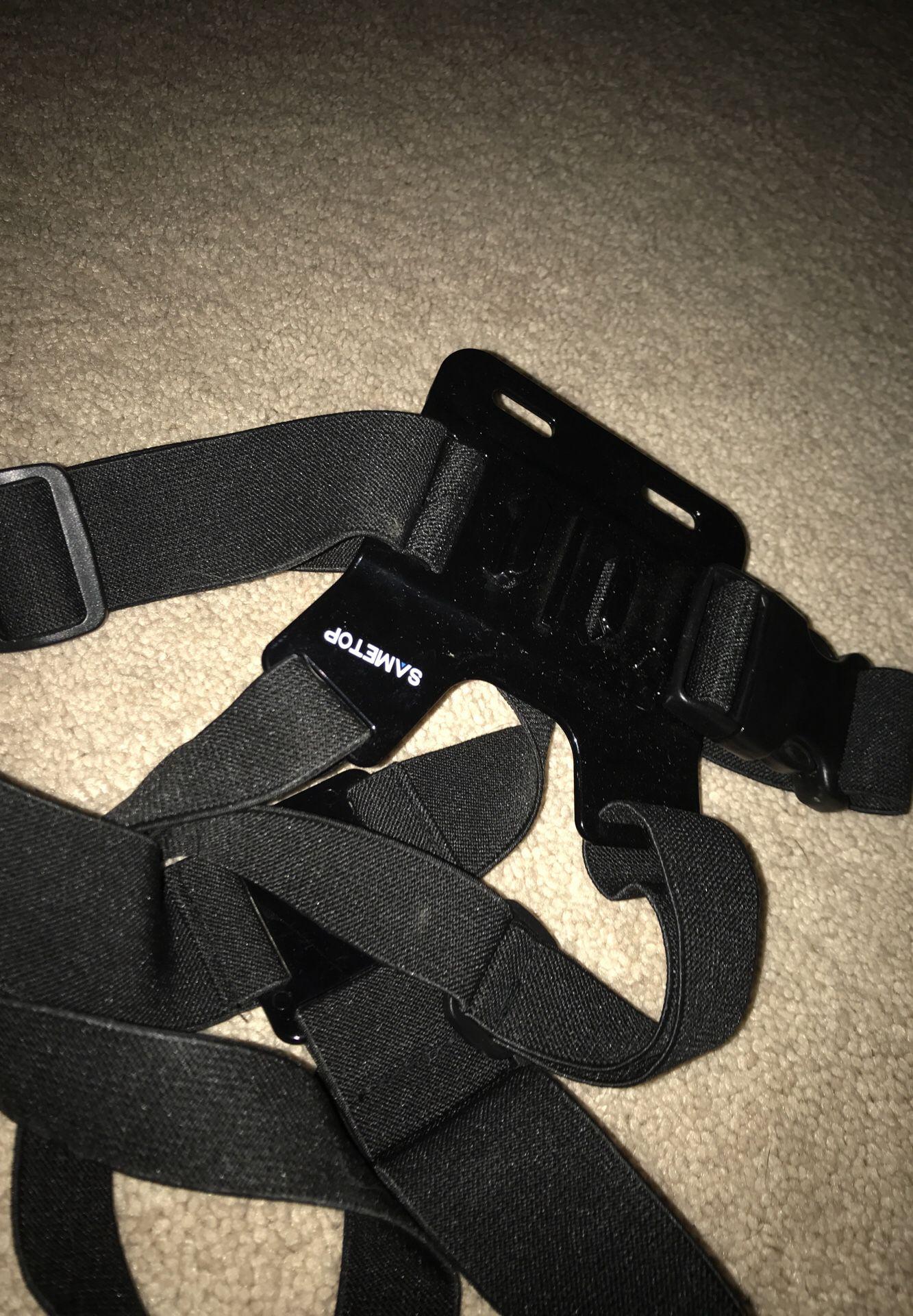 SAMETOP adjustable GoPro Chest Mount