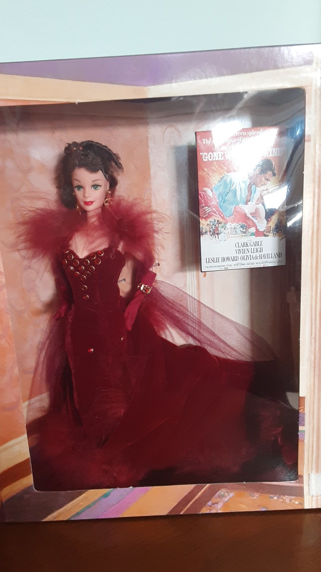 Scarlett O'hara Barbie - Hollywood Legends Collection