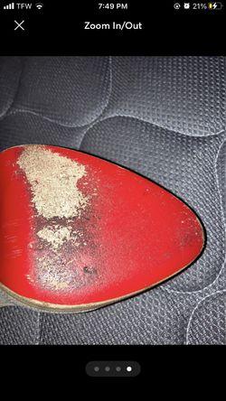 Christian Louboutin Red Bottom Heels Thumbnail