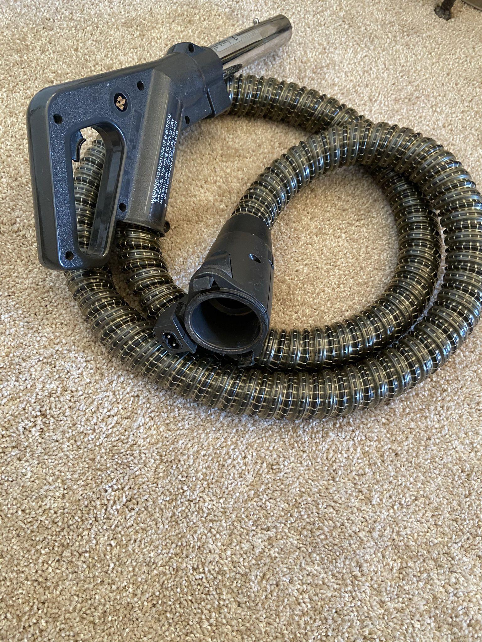 Rainbow E-series Vacuum Hose And Nozzle Hook-up