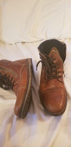 Men aldo boots size 14 Thumbnail