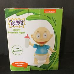 Nickelodeon Just Play - Rugrats Tommy Collectible Figure (Brand New) Thumbnail