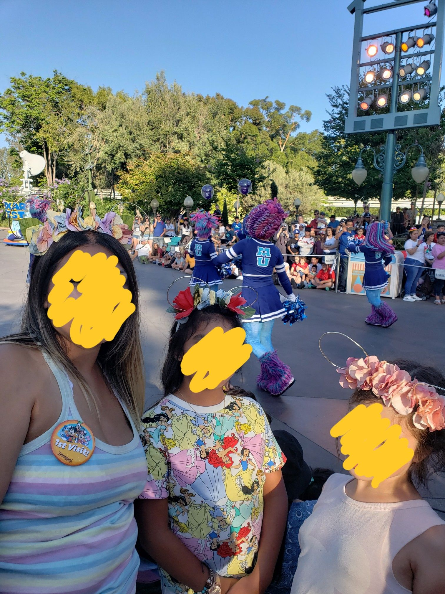 Check out Mickey ears
