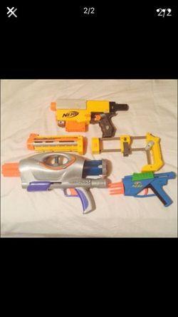 3 nerf guns for sale Thumbnail