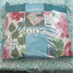 BHF Outdoor Packable Blanket Thumbnail