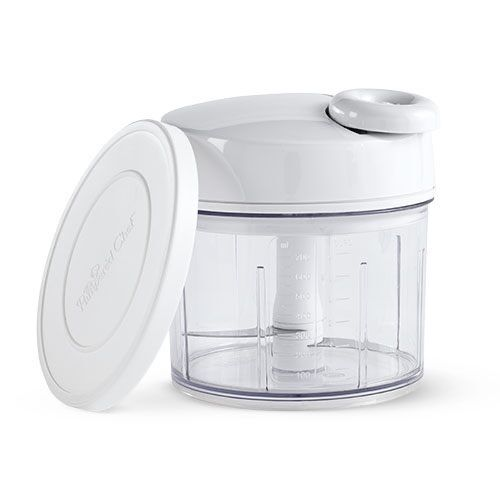 Pampered Chef manual food processor -brand new