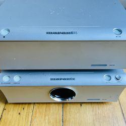 Marantz CD110 with Amplifier, Tuner SR110 Thumbnail