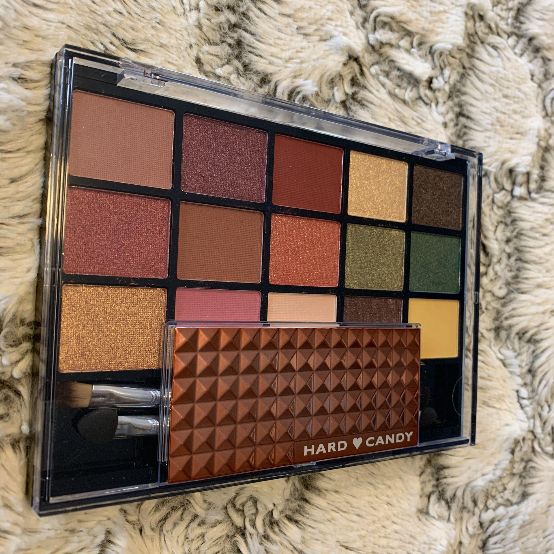 *NIB Hard Candy Eyeshadow Palette Kit #1444