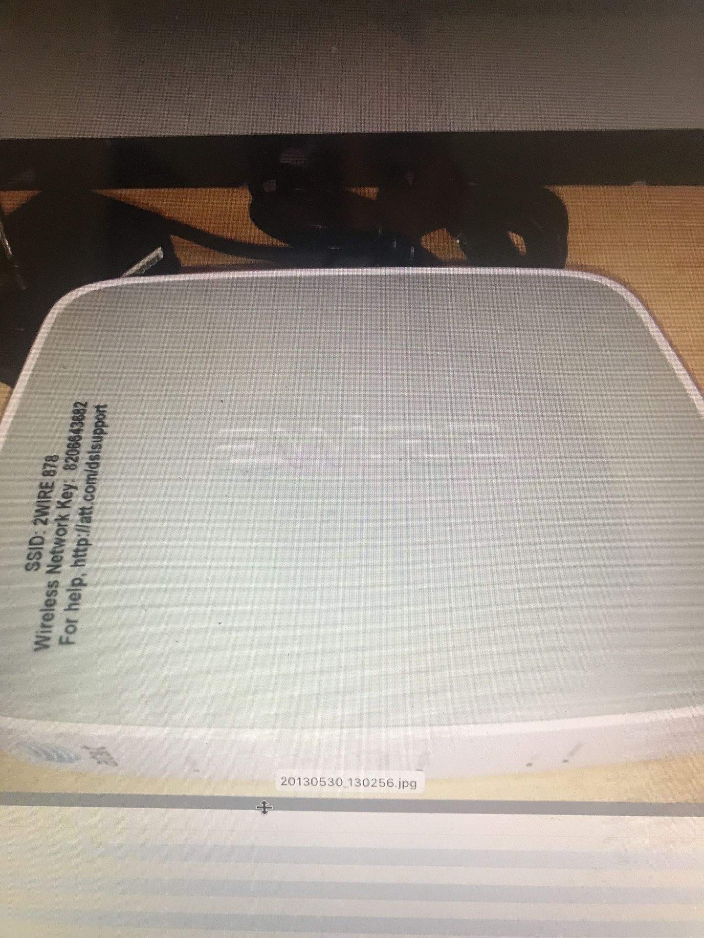 2wire DSL modems / router