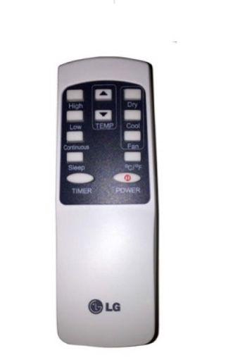LG Portable Air Conditioning/ Dehumidifier