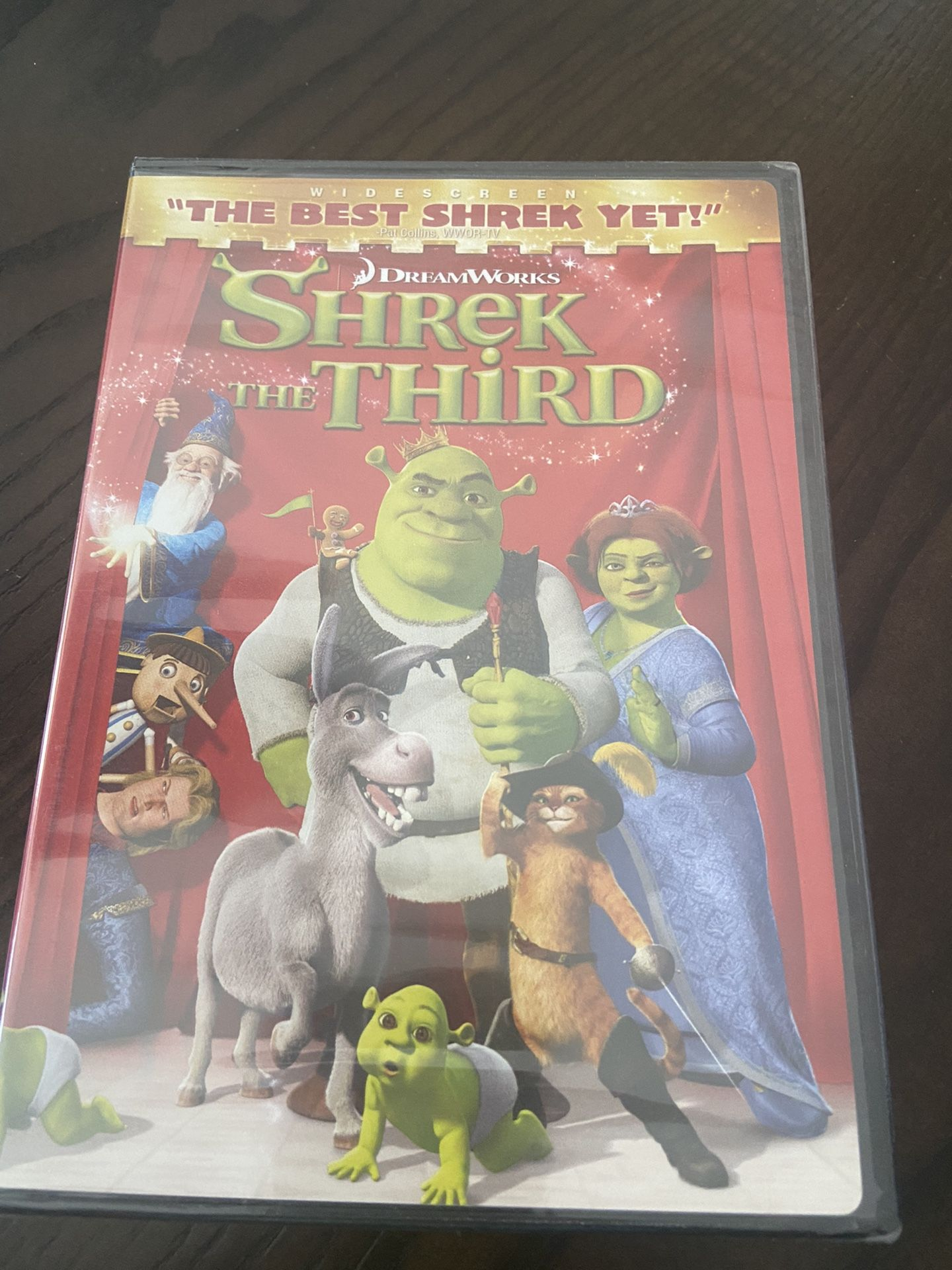 Shrek 4 Movie Set
