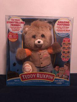 Teddy Ruxpin Official Return Thumbnail