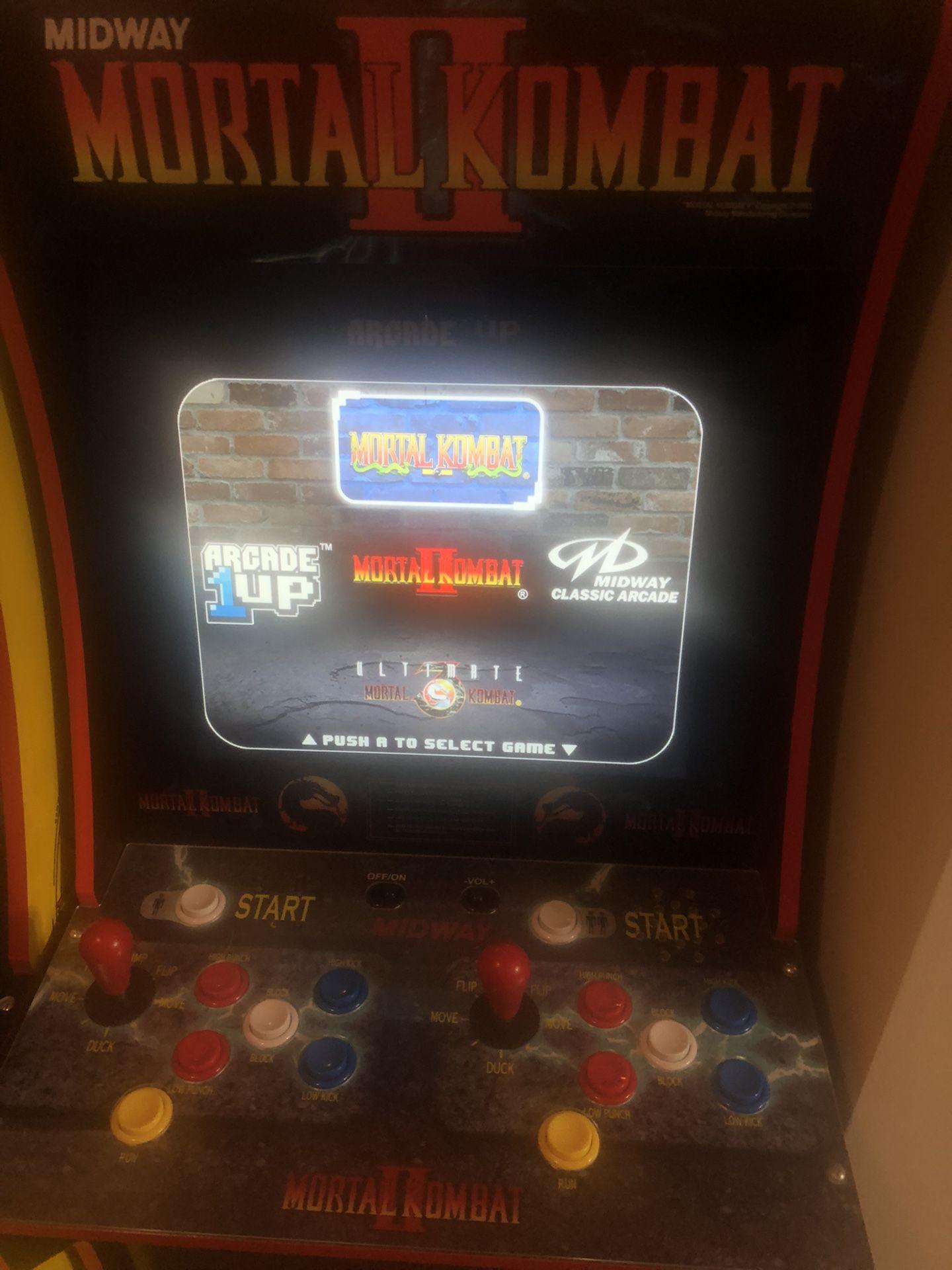 Mortal Kombat Arcade Game