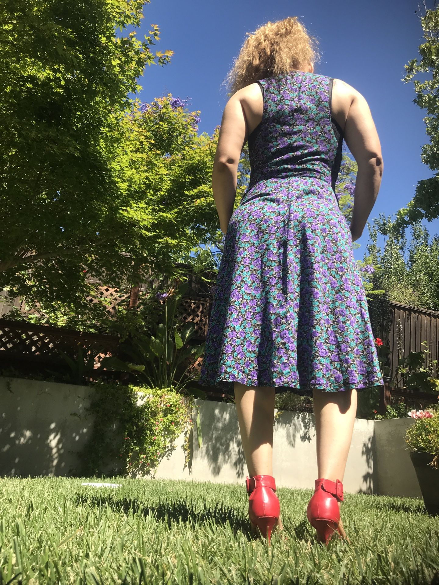 Vintage 80 s dress