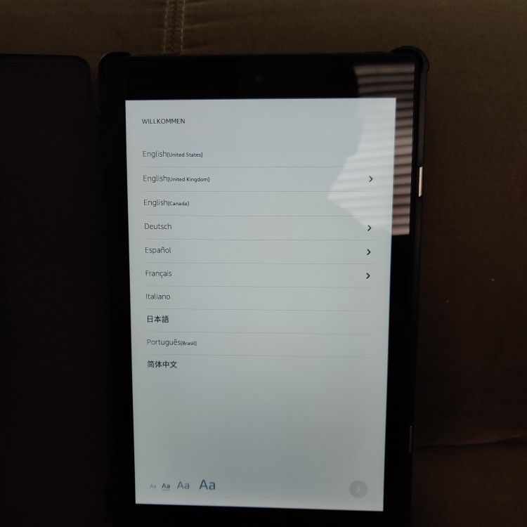 "Amazon Fire HD 10.1"" (M2V3R5)"