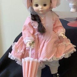 Madame Alexander Rebecca Doll Thumbnail