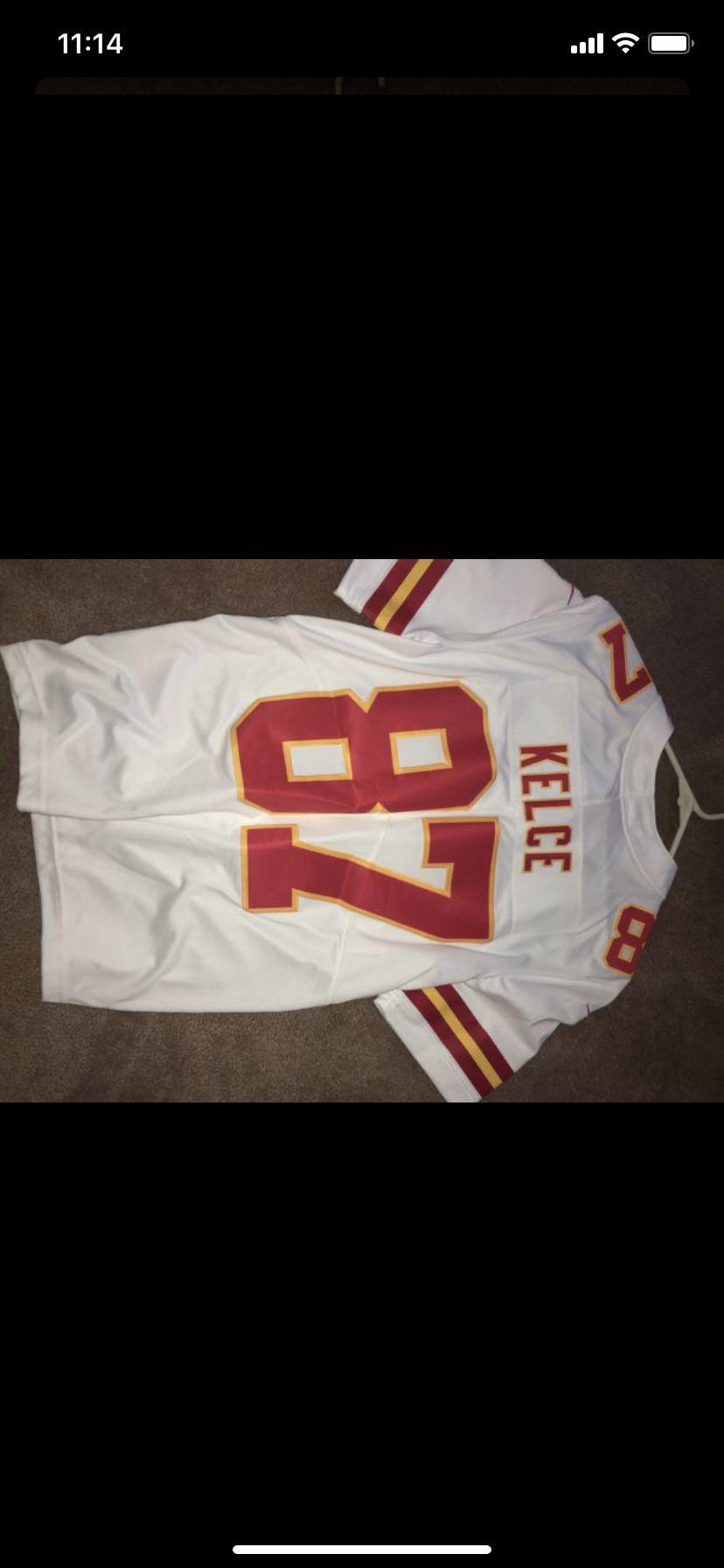 Chiefs Jersey. Travis Kelce