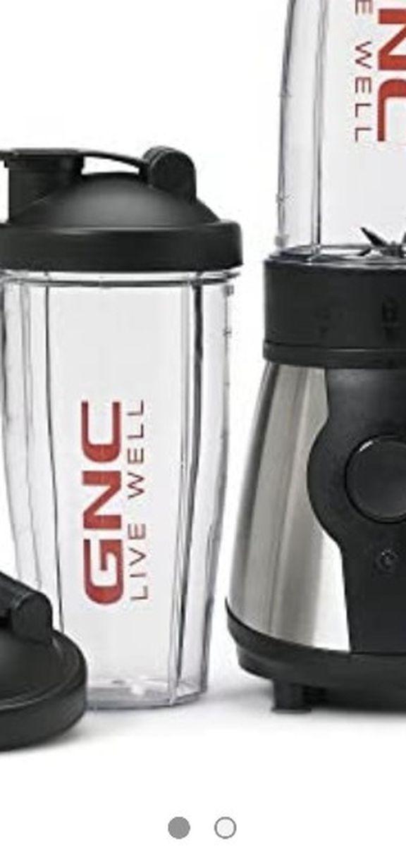 GNC On The Go Blender