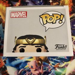 Funko Pop Kid Loki  Thumbnail