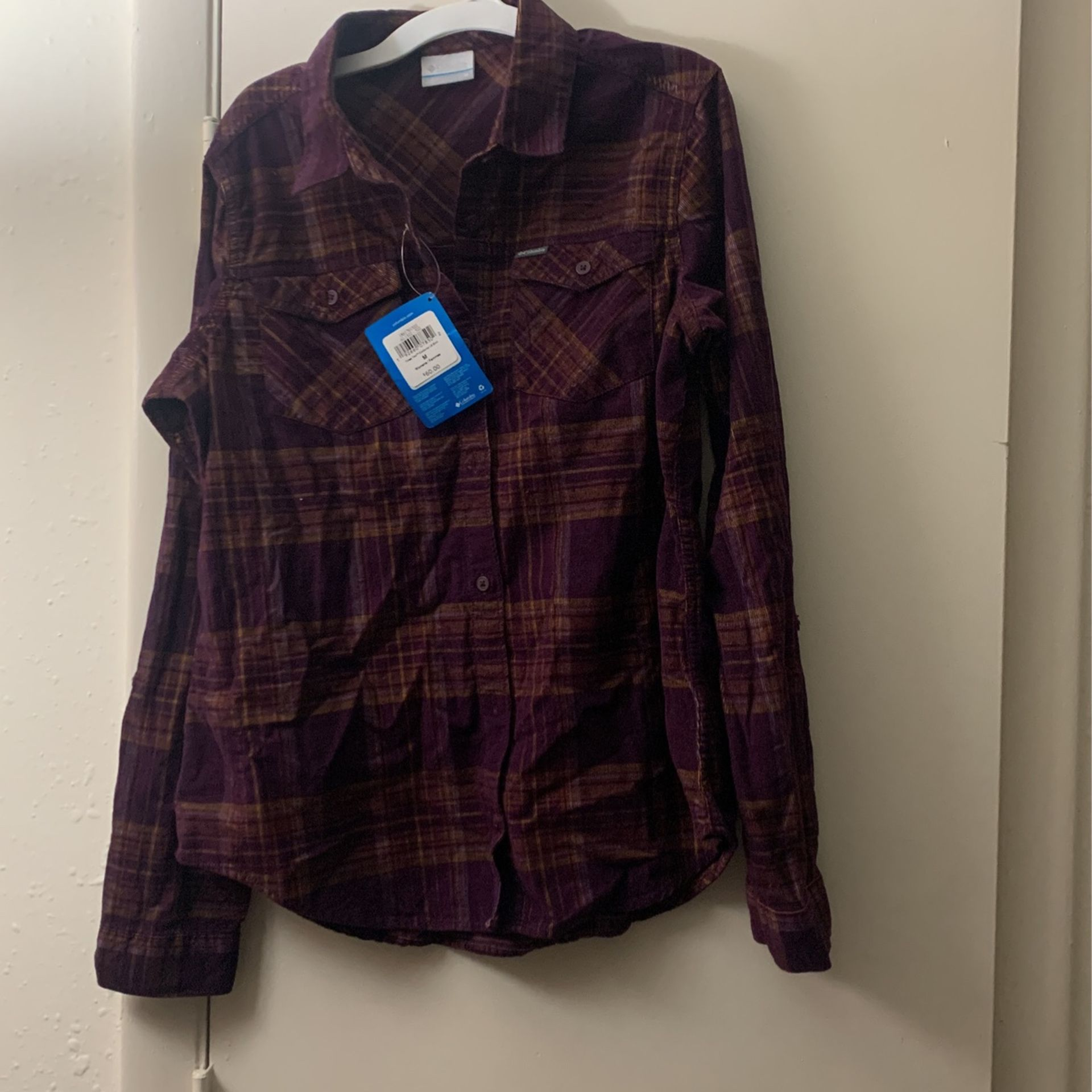 New Columbia Flannel
