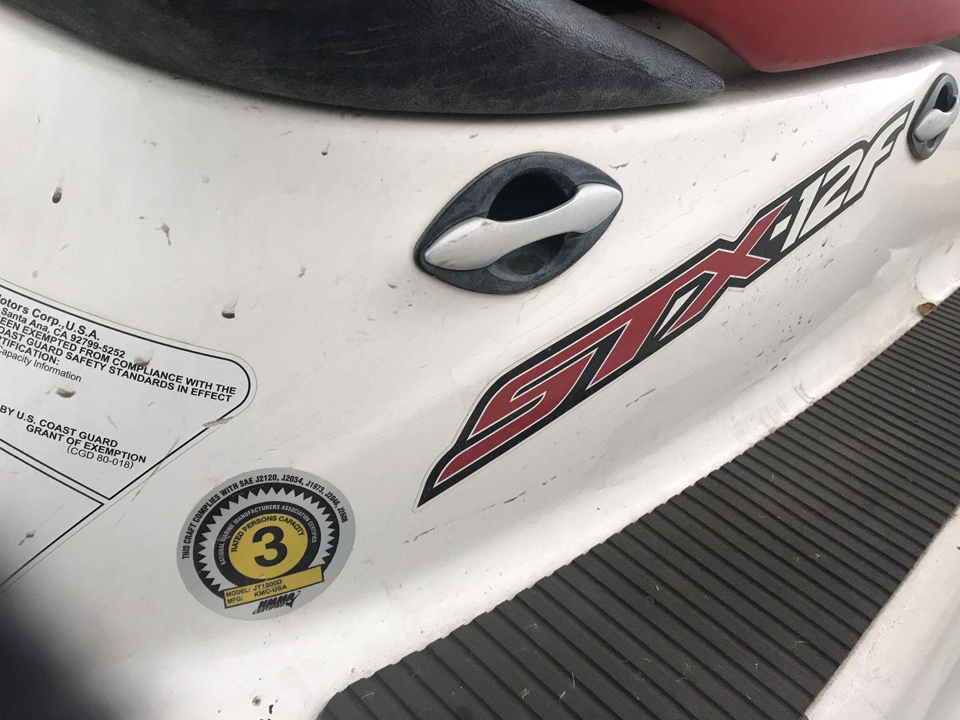 Jet ski, Honda Kawasaki