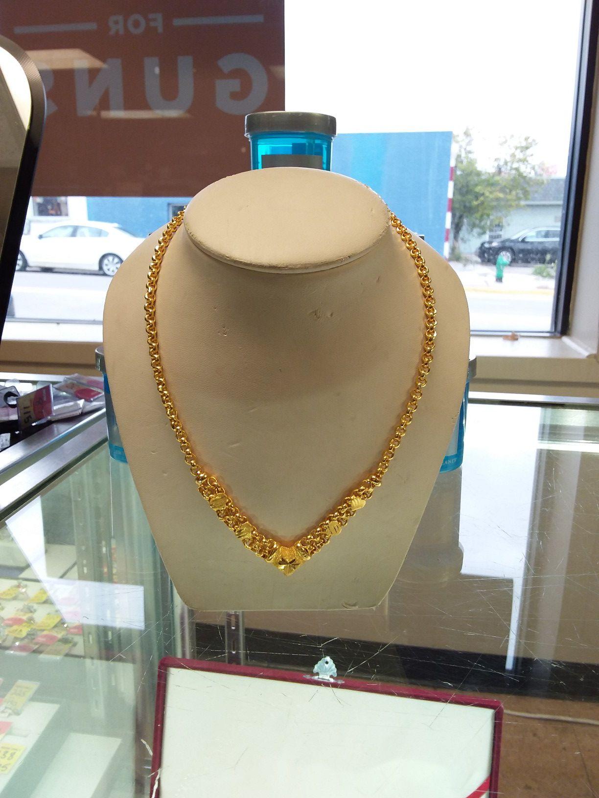 22k Gold Chain