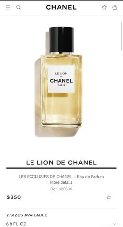 LE LION DE CHANEL Perfume Thumbnail