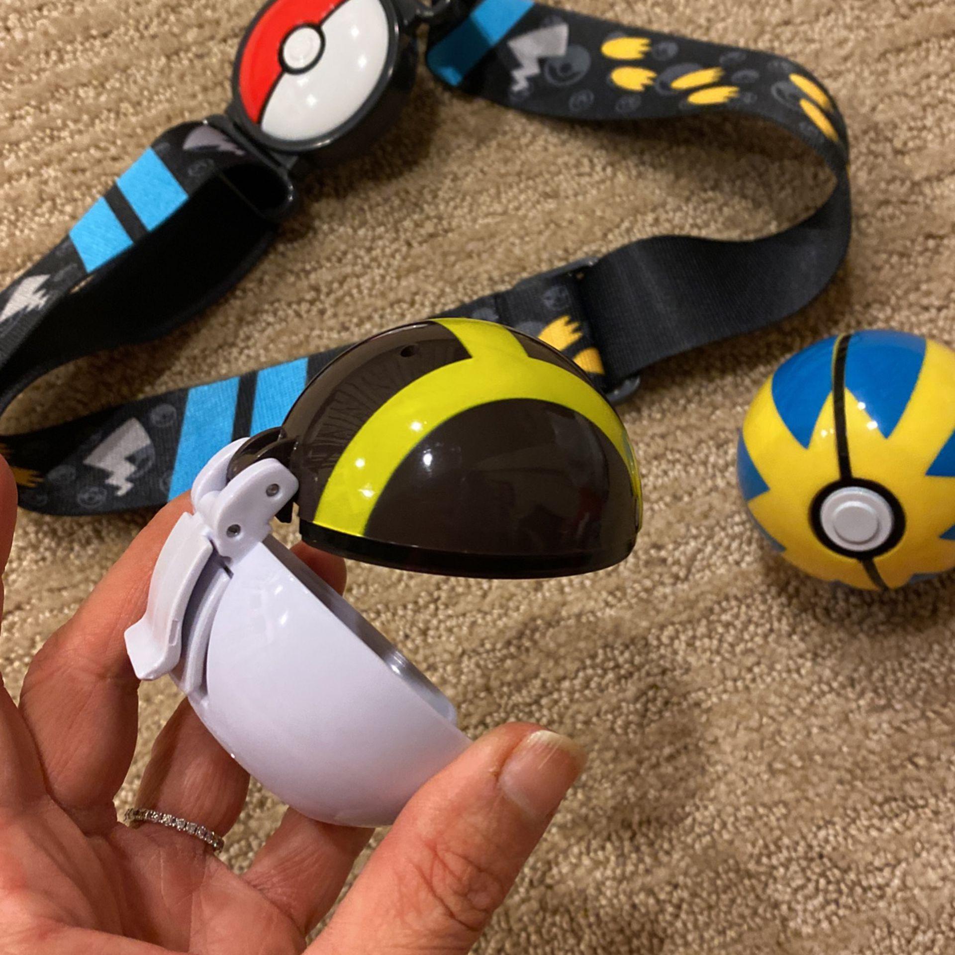 Pokemon Belt Toy