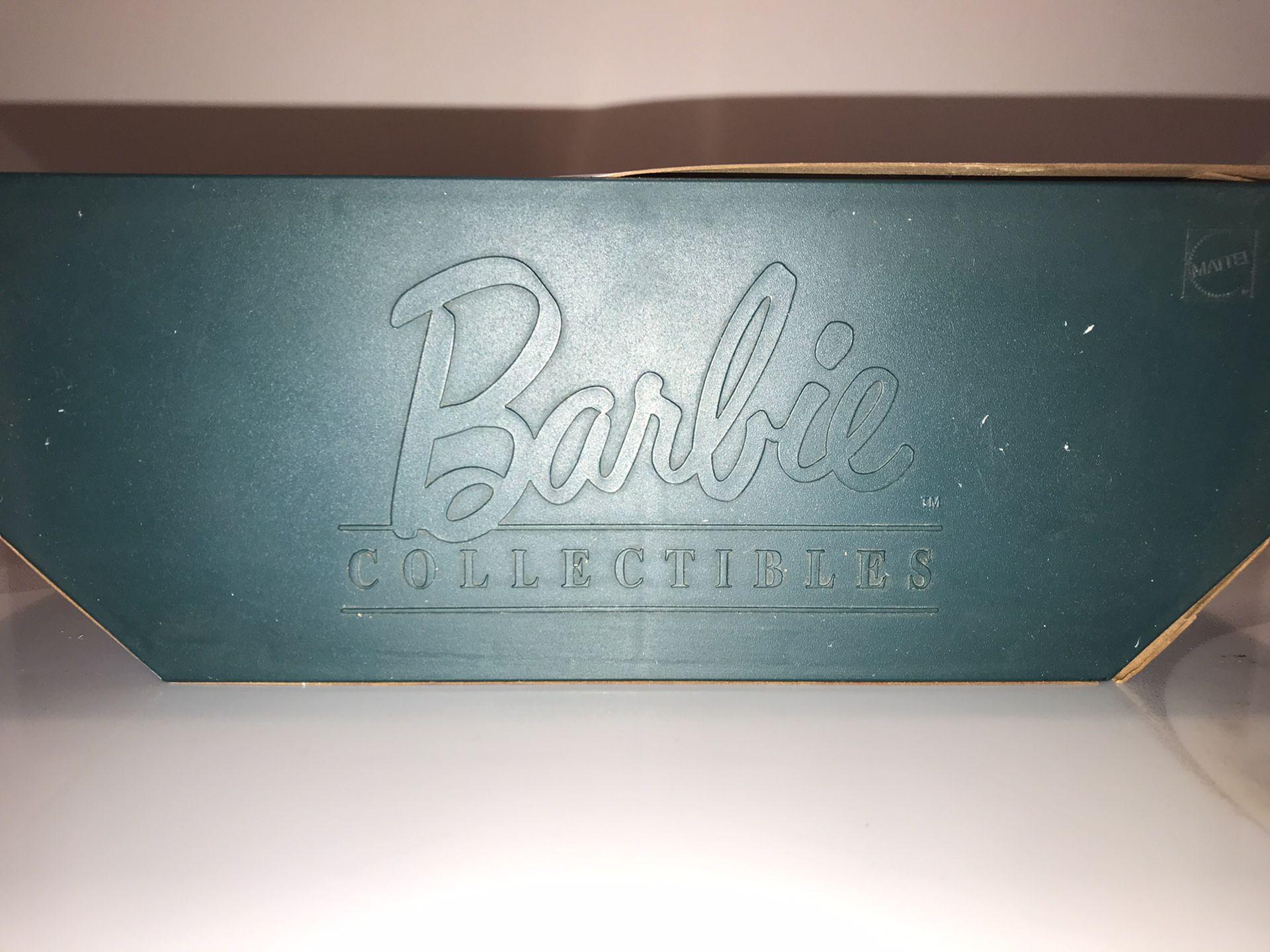 NIB- Barbie as Glinda Wizard of Oz Hollywood Legend Collector's Doll