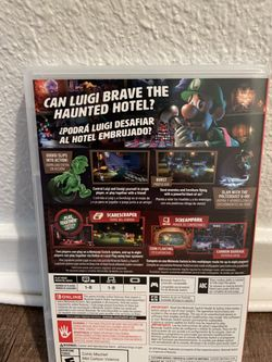Nintendo Switch - Luigis Mansion 3 Thumbnail