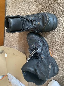 Red Wing Size 12 Brand new Steel toe protective work Boot Thumbnail