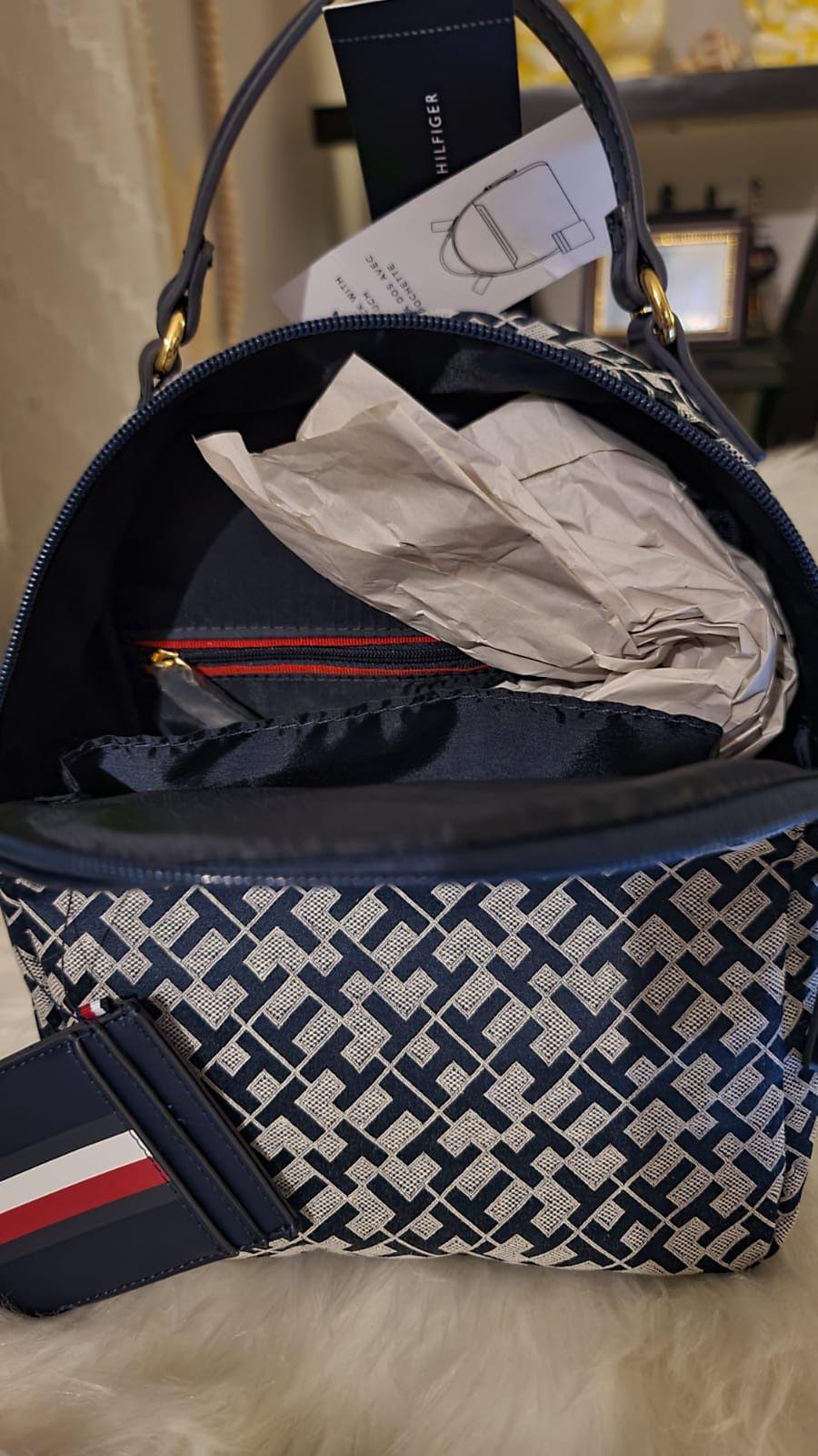 Tommy Hilfiger Backpack Blue