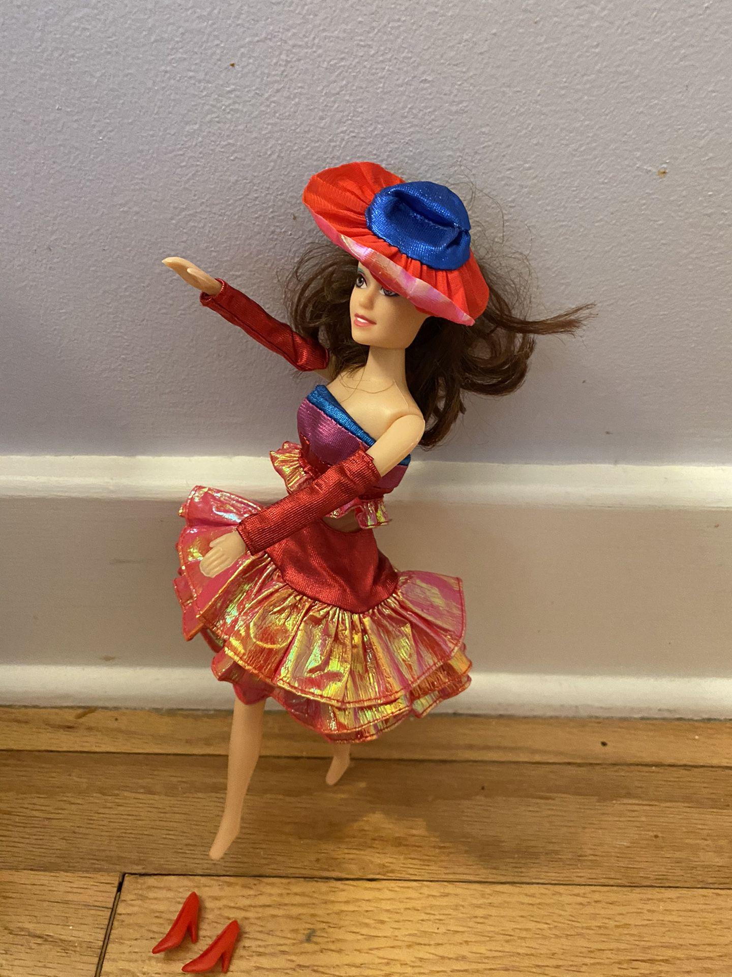Barbie dream box