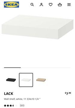 Small lack Shelves, never opened Thumbnail