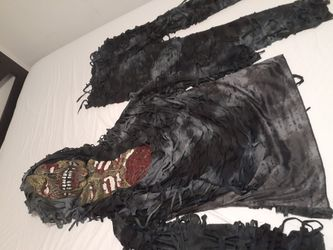 Costumer for Halloween of Women and Men Thumbnail