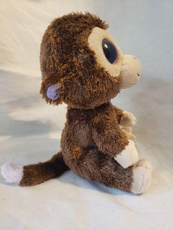 Stuffed monkey Thumbnail